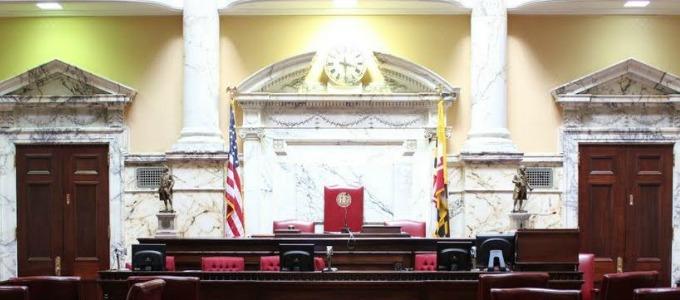 Maryland Senate Chamber